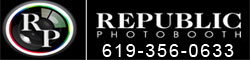 Photo Booth San Diego | Wedding Photo Booth Rental | Republic Photobooth